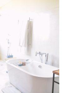 Bathroom Blog Writing